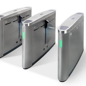 Catraca eletrônica biométrica