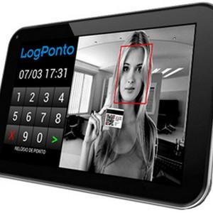 Relógio de ponto biométrico homologado